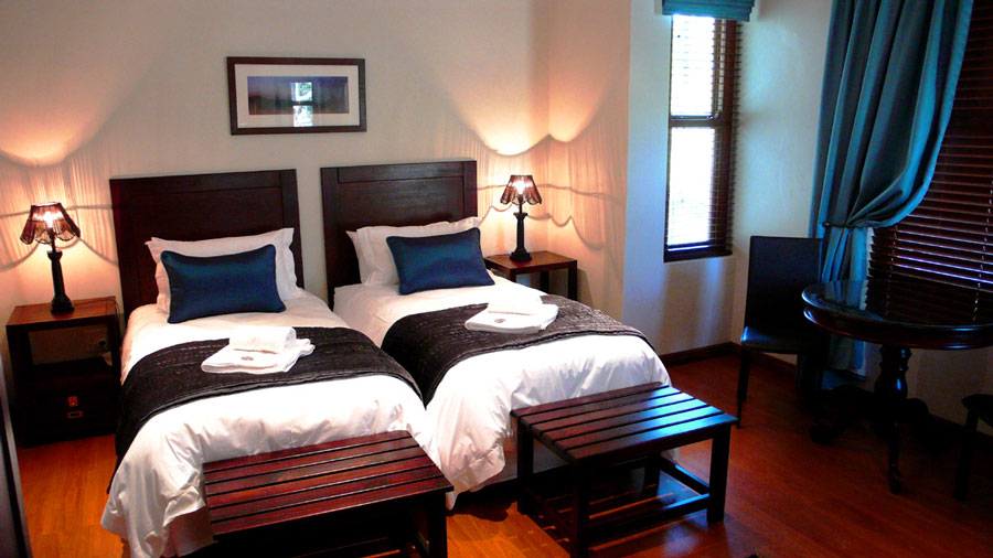 Select the guest house of your dreams, choose us