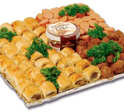 functions platter mini pie